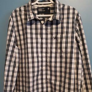 American Eagle Outfitters Long Sleeves Polo sz XXL